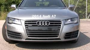 audi s7 2014 review 2014 audi a7 review the only car you need