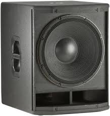 compact home theater subwoofer jbl prx418s 18 inch compact passive subwoofer pssl