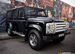 land rover defender svx 2008 land rover defender svx review photos 1 of 49