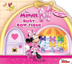 minnie s bowtique minnie s bow trouble times two disney books disney