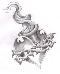 heart wings roses by porkhunt on deviantart
