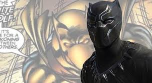 black panther who is white wolf