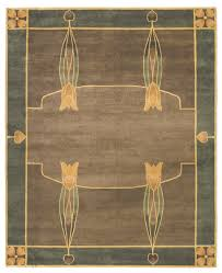 Arts And Crafts Style Rugs Stickley San Francisco Prairie