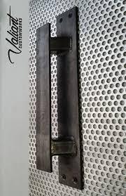 Low Profile Interior Door Knob 11 Best Barn Door Hardware Images On Pinterest Door Handles