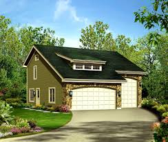 3 Car Garage Plans With Loft by Apartments Prepossessing Detached Car Garage Plans Apartment