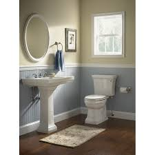 Pedestal Toilet Ohw U2022 View Topic Bathroom Design Wow I Actually Have An Update