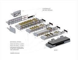 Data Center Floor Plan by Data Center Prototype Openingdesign