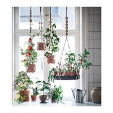 ikea vasi vetro trasparente vasi sospesi per piante da appendere