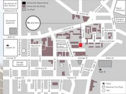 Duke Campus Map Invertebrate Sound And Vibration University Of Strathclyde