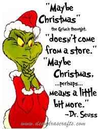 post christmas quotes ne wall