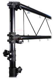 stage lighting tripod stands dj light truss stand system by griffin i beam trussing equipment
