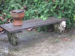 Backyard Bench Ideas Garden Bench Ideas Root Simple