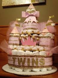 Diaper Cake Decorations For Baby Shower Best 25 Castle Diaper Cakes Ideas On Pinterest Princess Diaper