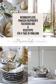Tischdeko Esszimmertisch Auf Der Mammilade N Seite Des Lebens Personal Lifestyle Diy And
