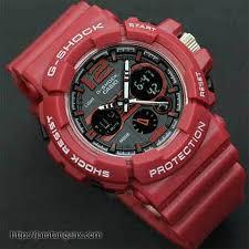 Jam Tangan Baby G Warna Merah jam tangan g shock gac110 warna merah jam tangan g shock murah