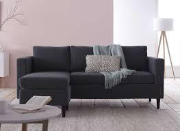 canapé anthracite canapé d angle réversible anthracite à prix discount achatdesign