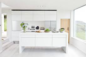 Kitchen Design Cornwall by Little Cottage A Large Minimalist Beach House In Cornwall