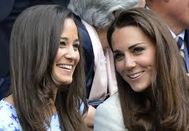 kate middleton pippa middleton at war duchess of cambridge angry