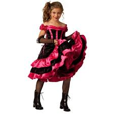 can can costume kids can can dancer costume