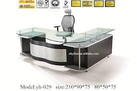 Office Furniture Glass Desk Furniture Magnificent Glass Office Furniture 30 Glass Office