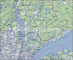 New York Counties Map Westchester County Ny Zip Codes Yonkers Zip Codes