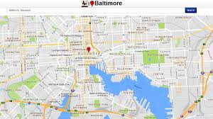 Baltimore Metro Map by Baltimore Map Android Apps On Google Play