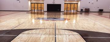 Synthetic Hardwood Floors Maple Wood U0026 Synthetic Sports Flooring Action Floor Systems