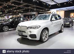 bangkok november 30 bmw x5 xdrive40e m sport car on display at