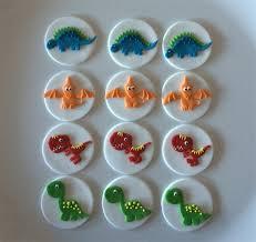 dinosaur cupcakes dinosaur theme edible cupcake toppers sugar spice cupcakes