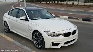 Bmw M3 White 2016 - f80 official alpine white m3 sedan thread