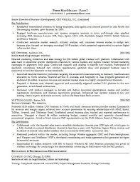 executive resume word executive resume template word by amanda