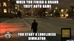 Gta 4 Memes - the morbid reality of the ending of gta iv gaming