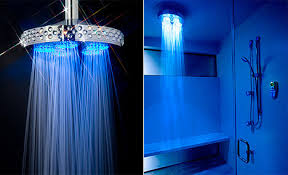 electronic light shower systems moco loco
