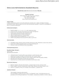 exle resume summary of qualifications medical assistant summary for resume medical medical assistant
