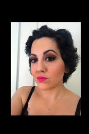 chemo curl hairstyle how to style chemo curls youtube