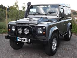 Used 2007 Land Rover Defender 90 County Hard Top Swb For Sale In