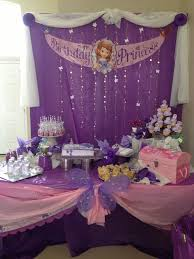 sofia the birthday party ideas candy buffet ideas for sofia the kids