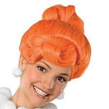 Wilma Halloween Costume Wilma Wig Halloween Wig Halloween 2017