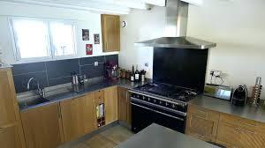 bandeau cuisine bandeau inox pour cuisine cuisine en inox cuisine rustique en inox