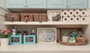 Organzie by How To Completely Organize Your Laundry Room In Three Easy Steps