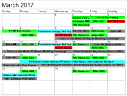s day m m s futeconomist on made a march calendar to help organize