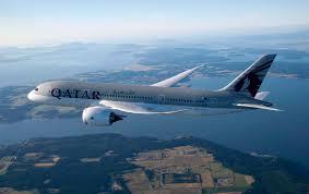 Qatar Airways Route Map by Qatar Airways U0027 Boeing 787 800 Dreamliner Flickr