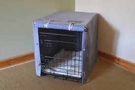 Dog Crate Covers Dog Crate Cover Classic One Door U2013 Freckles Designs