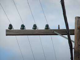 in service insulator photos