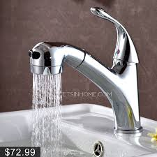 Kitchen Sink Faucet With Pull Out Spray by Special Pullout Spray Single Handle Bathroom Sink Faucet