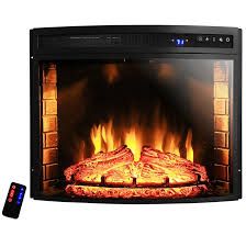 Electric Wallmount Fireplace Akdy Curved Wall Mount Electric Fireplace Insert U0026 Reviews Wayfair