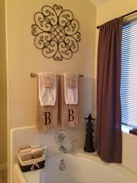 Monogrammed Bathroom Accessories by Master Bathroom Decor My Diy Projects Pinterest Master