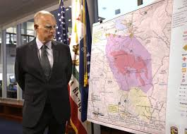 California Wildfires Global Warming by Scientists Jerry Brown Wrong To Link Fires Climate Change