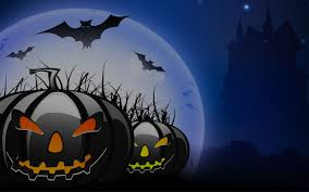 animated halloween desktop background scary halloween festival collections spooky halloween festival