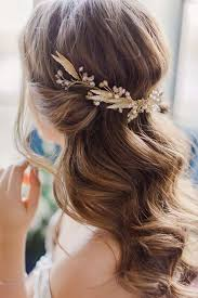 wedding hair half up half wedding hair best 25 half up wedding ideas on